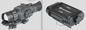 ARMASIGHT by FLIR Zeus 640 2-16x50 60Hz Thermal Imaging Rifle Scope Free Battery