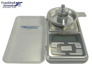 Frankford  Electronic Powder Scale 750 Grain Capacity  # DS-750  205205  New!