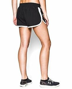 Under Armour Womens UA Great Escape Shorts II Extra Large Black