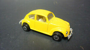 old 1 64 d20 volkswagen vw bug beetle in golden