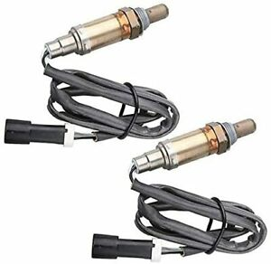 New Set 2 O2 Oxygen Sensor Front Rear Downstream Upstream For Ford $26.49