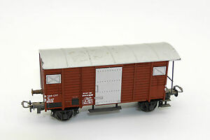 liliput ho wagon marchandise couvert type k