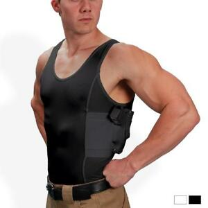 UnderTech Undercover Men's Concealed Carry Tank 4004