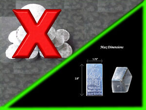 66+ lbs Pure/Clean Lead Ingots for Sinkers & Molding!