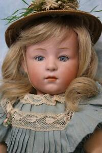 11 inch glass eyed character doll 6970