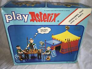 asterix play vintage boxed complete