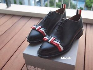 Thom Browne runway bow tie brogues shoe 2015 2016 leather bigbang gdragon