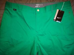 NIKE GOLF SPORT DRI-FIT MODERN FIT SHORTS SIZE W38 36 35 34 33 32 MEN NWT $80.00