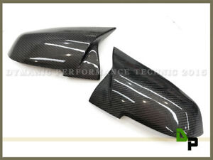 M3 Style Carbon Fiber Replace Mirror Cover For 12 16 BMW F30 F31 3 Series $99.50