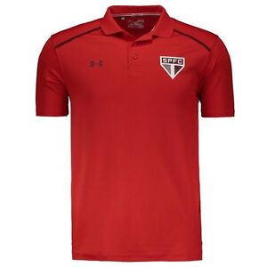 Under Armour São Paulo 2017 Polo Shirt - FutFanatics - Official