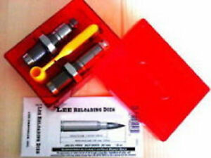 Lee Precision * Pacesetter 2 Die Set for 8mm Lebel    # 90768   New!