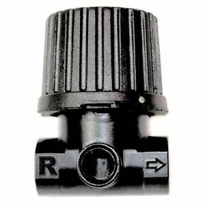 1 4quot; Mini Metal IN Line Regulator Inlet 150 PSI Outlet 125 PSI Boxed WR112RL $11.01