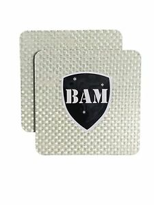 Body Armor Bullet Proof Plates ArmorCore Level IIIA 3A 6x6 PAIR $37.99