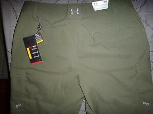 UNDER ARMOUR HEATGEAR GOLF SHORTS CARGO STYLE 36 34 32 30 MEN NWT $59.99