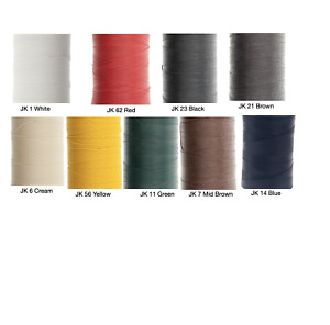 Ritza 25 Tiger Thread 1.2mm Wax Braided Polyester Leather Hand Sewing 25m 82ft $7.99