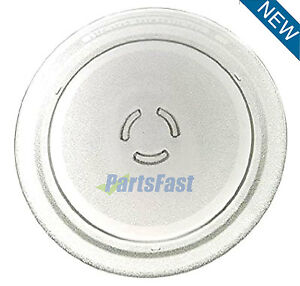 4393799 AP3130793 Whirlpool Kenmore Roper KitchenAid Microwave Glass Plate 12quot;
