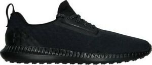 Mens Under Armour Moda Run Low Casual Shoes BlackStealth GreyBlack 1296612 002
