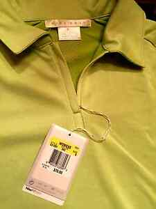 Nike Golf Fit Dry Womens Long Sleeve Shirt  Pullover S NWT