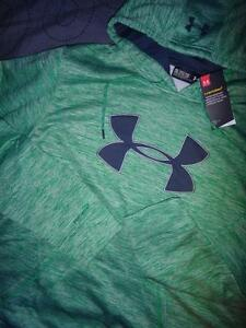 UNDER ARMOUR STORM 1 HOODIE LOOSE FIT SIZE 2XL MEN NWT $$$$