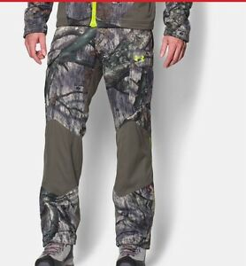 Under Armour ColdGear Infrared Storm 2 Mossy Oak Pants Camo 3XL 1262327 905