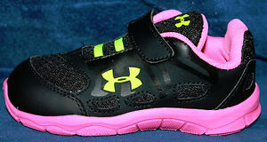 Girls Infant Under Armour Engage - 1245261-002
