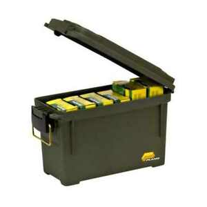 Case Storage Plano Ammo Can Field Box Gun Ammunition Container Hunting Shooting