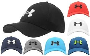Under Armour Blitzing Baseball Cap Mens Sports Gym Golf Tennis Run ~ mens M-XL