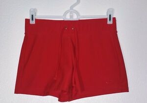 Nike Dry-Fit Women's Work Out Shorts. Size XS(0-2)Girls L. Pre-Owned.