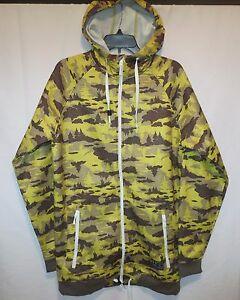 UNDER ARMOUR MD Med Storm Infrared Freeway CAMO Full Zip Hoodie Jacket 1246890