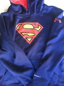 Under Armour Superman Pullover