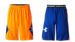 NWT Under Armour from downtown LIGHTWEIGHT mesh HEATGEAR shorts YOUTH boys L YL