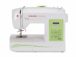 SEWING MACHINE SINGER Heavy Duty 60 Stitch Industrial Sew Embroidery NEW $209.97