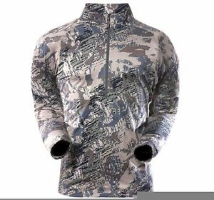 Hunting Appearal Long Sleeve Zip-T Open Country Sporting Goods Outdoor