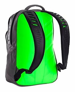 NEW Under Armour Storm Recruit BackpackOne Size Imported GraphiteHyper Green
