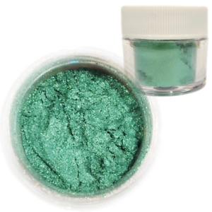 Bakell™ Super Green Edible Luster Dust 4g Food Grade Pearlized Decorating