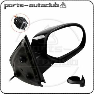 For Avalanche Silverado Pickup Tahoe Suburban Right Side Power Mirror Heated RH