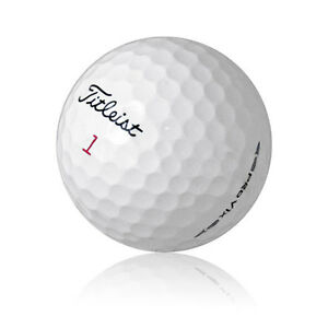 240 Titleist Pro V1X 2016 Good Quality Used Golf Balls AAA