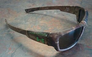 UNDER ARMOUR ACE SATIN REALTREE CAMO YOUTH SPORT SUNGLASSES