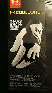 Under Armour Cool Switch Golf Glove Mens Left Med