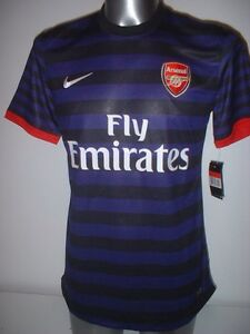 Arsenal Nike BNWT Large Player Issue Drifit Shirt Jersey Soccer Football New Top