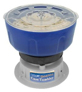 Frankford Arsenal Quick n EZ Case Tumbler Cord Mounted Removes Fouling Lube