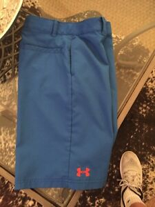 Under Armour Golf Shorts Youth Large