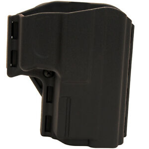 Uncle Mikes Competition Reflex Holster Size 27 Black Right Hand 74277