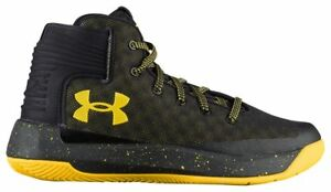 Under Armour Curry 3Zero - Boys' Grade School BlackTaxi 5998-003