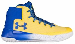 Under Armour Curry 3Zero Boys' Grade School TaxiTeam RoyalTeam Royal 5998-700