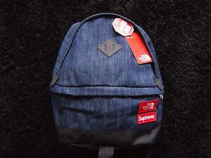 Supreme The North Face TNF Denim Day Pack