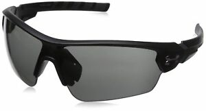 Under Armour UA Freedom Rival Sunglasses Satin BlackCharcoal Gray 42 mm