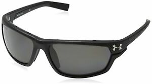 Under Armour Men's Hook'd Storm ANSI 8630078-192128 Polarized Sunglasses