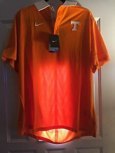 NET--NIKE Mens DRY-FIT  University of Tennessee Volunteers polo shirt. $75.00