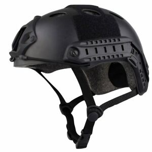 Airsoft Tactical SWAT Helmet Combat Fast Helmet with Protective